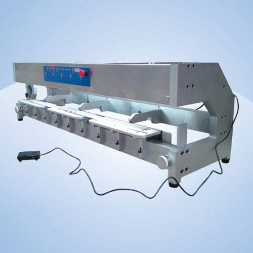 V-CUT aluminum plate sub-board machine